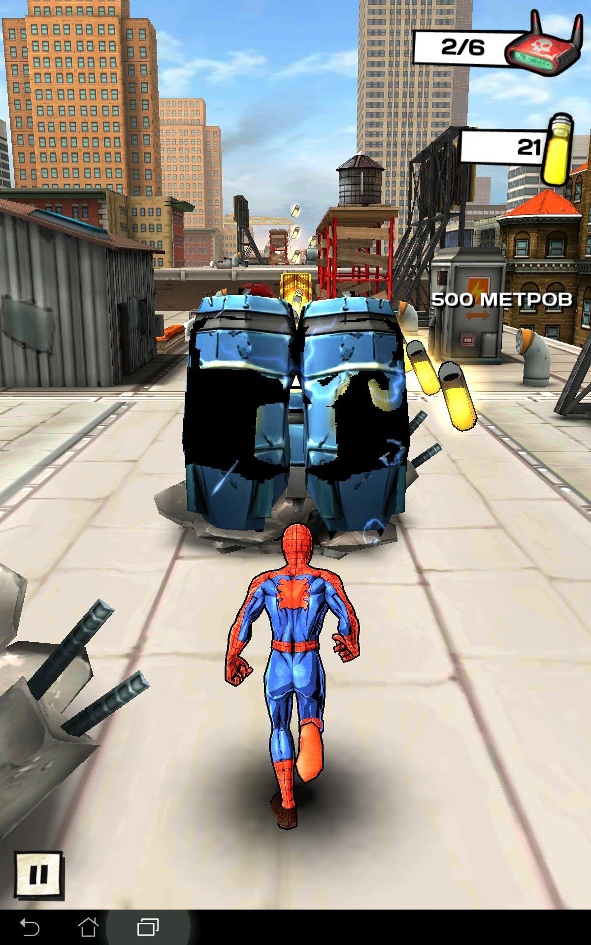 Новый Человек-паук (2013) Android скачать …