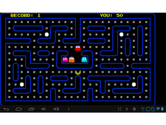 Old Pac-man