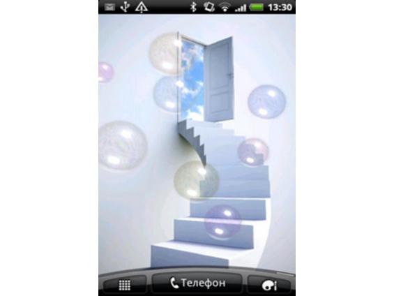 Miracle Bubbles Live Wallpaper