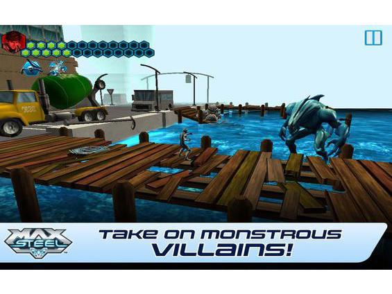 Max Steel: Rise of Elementor